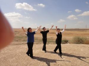Israel 2012 filming