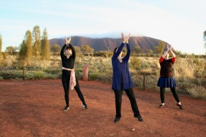 Australia – Uluru